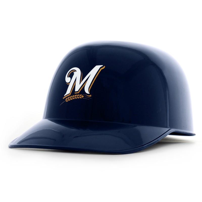 Milwaukee Brewers Ice Cream Baseball Helmet