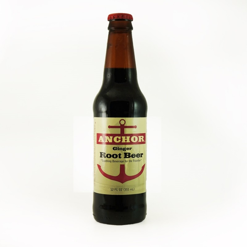 Anchor Ginger Root Beer