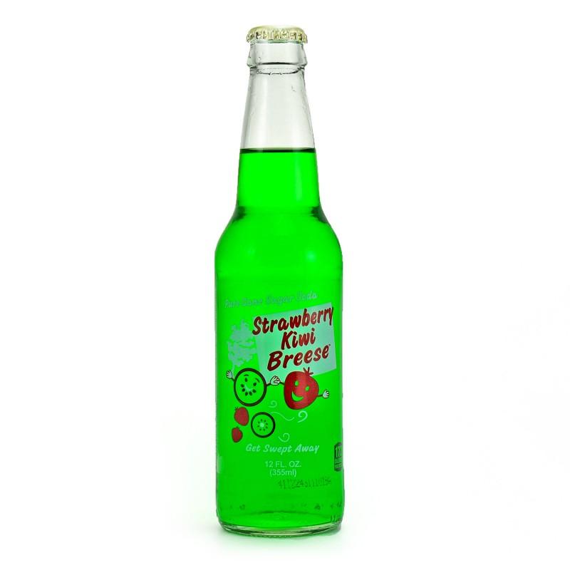 STRAWBERRY KIWI BREESE - Vintage Soda Pop