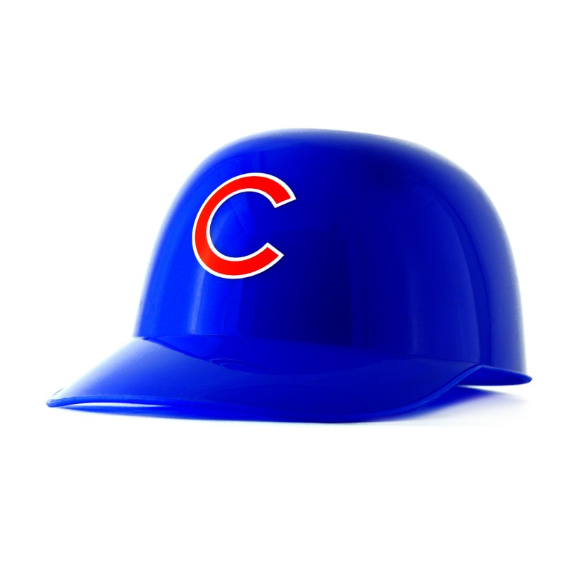 Chicago Cubs Ice Cream Baseball Helmet