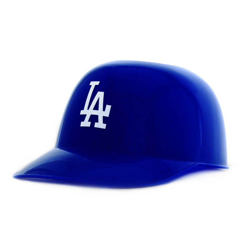 Los Angeles Dodgers Ice Cream Baseball Helmet