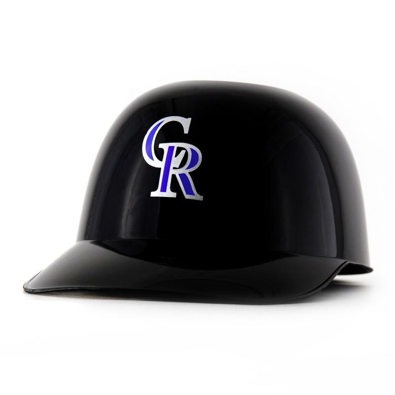 Colorado Rockies Ice Cream Baseball Helmet