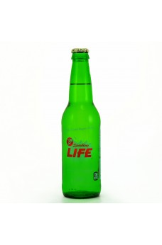 Retro Life Lemon-Lime Soda in a Glass Bottle