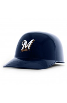 Milwaukee Brewers Ice Cream Baseball Helmet