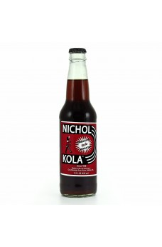 Retro Nichol Kola in a Glass Bottle