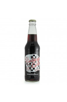 Retro Dublin Vintage Cola in a Glass Bottle