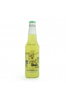 Retro Dublin Tart and Sweet Soda in a Glass Bottle