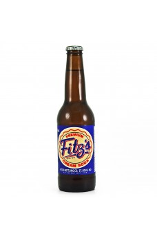 Retro Fitzs Cream  Soda Pop in a Glass Bottle