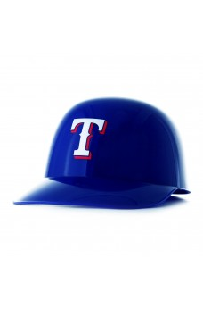 Texas Rangers Ice Cream Baseball Helmet