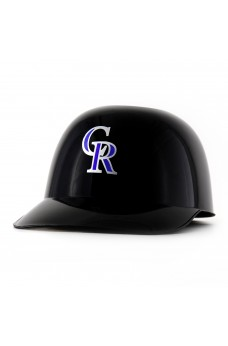 Colorado Rockies Ice Cream Baseball Helmet