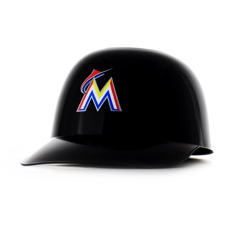 Miami Marlins Ice Cream Baseball Helmet