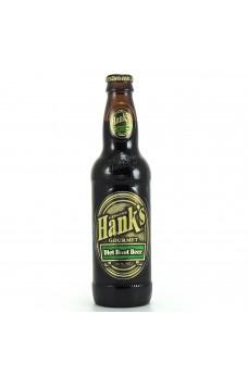 Retro Hank's Diet Root Beer in a Glass Bottle