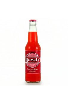 Retro Howdy Cherry Jubilee in a Glass Bottle