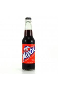 Retro Moxie Elixir in a Glass Bottle