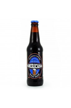 Retro Americana Root Beer in a Glass Bottle