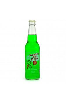 Retro Strawberry Kiwi Breese in a Glass Bottle