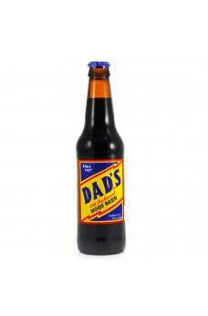 Retro Dad's Root Beer Soda in a Glass Bottle (Loose)
