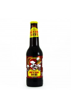 Retro Dog n Suds Root Beer Soda in a Glass Bottle