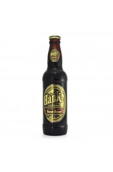 Retro Hanks Root Beer Soda in a Glass Bottle