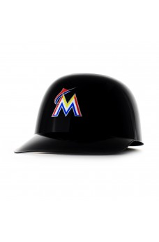 Miami Marlins Ice Cream Baseball Helmet