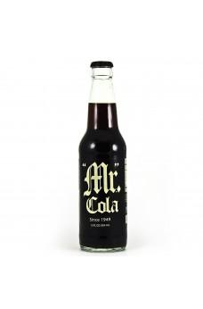 Retro Mr Cola Soda in a Glass Bottle